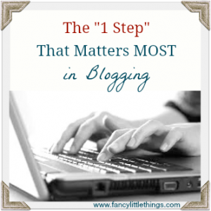 The 1 Step That Matters MOST in Blogging FLT pic