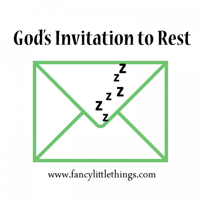 Invitation to Rest