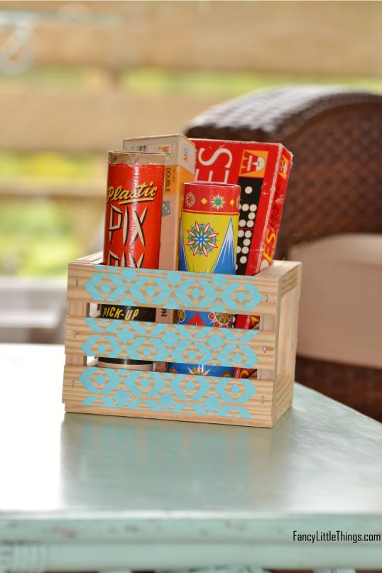paintedstencil-crate