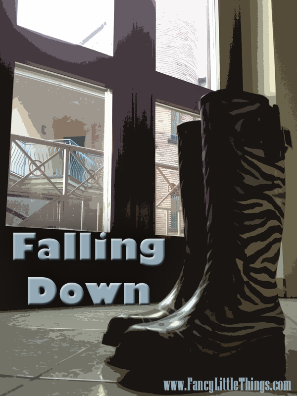 Falling Down as a Christian | FancyLittleThings.com