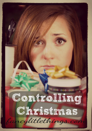 controlling christmas