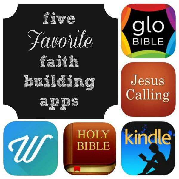 Faith building apps