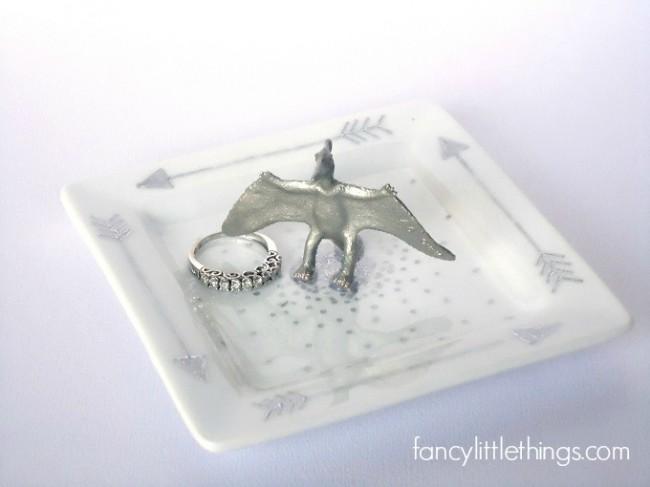 Dino Ring Dish