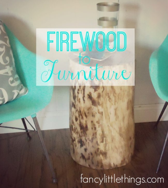 Firewood to Furniture