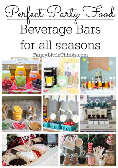 Beverage Bars for All Seasons