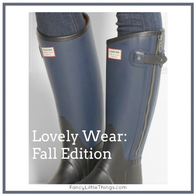 Lovely Wear: Fall Edition